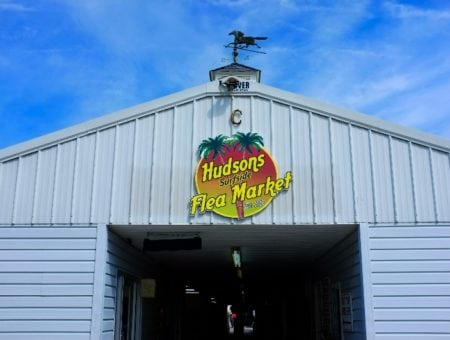 Hudson's Surfside Beach Flea Market