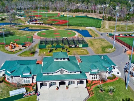 Myrtle Beach Hotels Near the Ripken Experience